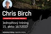 Chris Birch v exkluzívnom limitovanom tréningovom kurze!