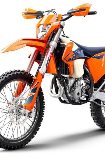 378290_350 EXC-F MY22 Front-Left