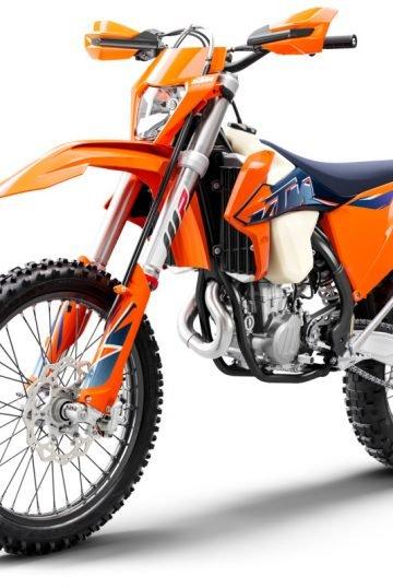378298_500 EXC-F MY22 Front-Left